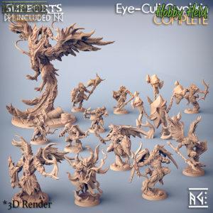 Eye Cult Gryphkin