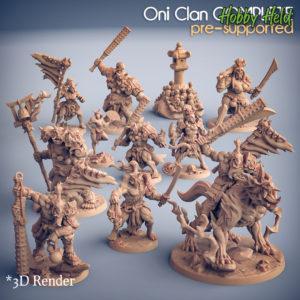 Oni Clan