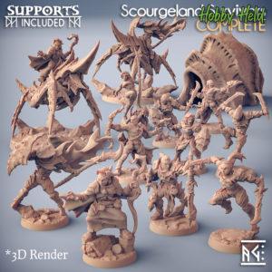 Scourgeland Survivor