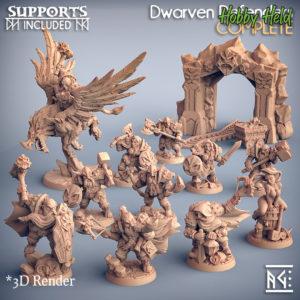 Dwarven Defenders