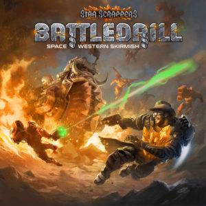 Battledrill (3D-Druck)