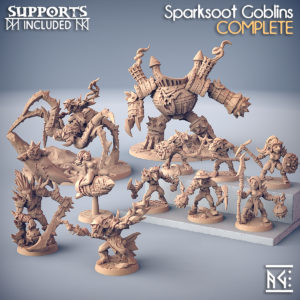 Sparksoot Goblins