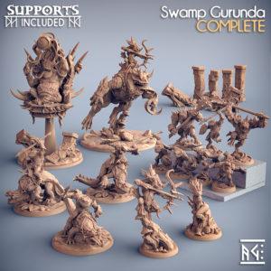 Swamp Gurunda