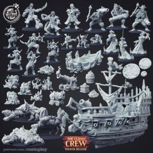 The Cursed Crew