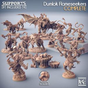 Dumloc Flameseekers