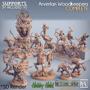 Arverian Woodkeepers
