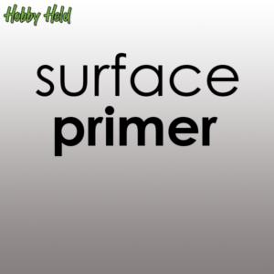 Surface Primer / Thinner