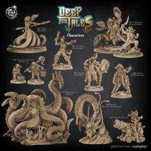 Deep Sea Tales